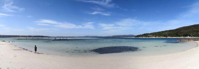 Panorama à Emu Point