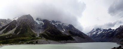Panorama du Hooker Lake