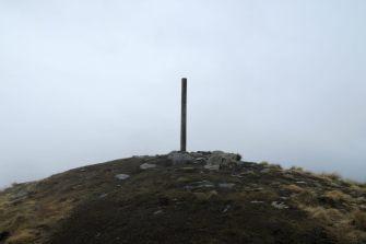 Le sommet ! Ishtmus Peak