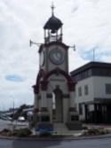 L'horloge de Hokitika