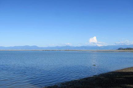 Dernier point de vue sur le parc après une belle journée de kayak de mer !