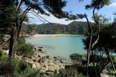 Randonnée à Abel Tasman