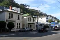 Rues proches du jardin botanique de Wellington