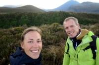 Top départ pour le Tongariro Alpine Crossing, il est 7h !