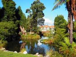 Governments Gardens à Rotorua