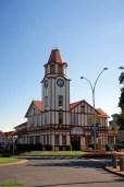 Office du Tourisme de Rotorua, un bien beau bâtiment !