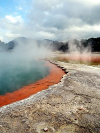 Champagne pool, parc thermal de Wai-o-tapu