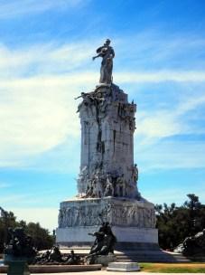 """""""Monumento de los españoles"""""""