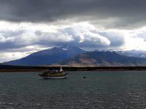 Vue sur le Fjord depuis Puerto Natales