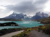 Parc National Torres Del Paine, sous le vent...