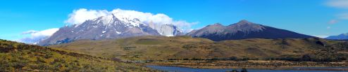Panorama Parc National Torres Del Paine