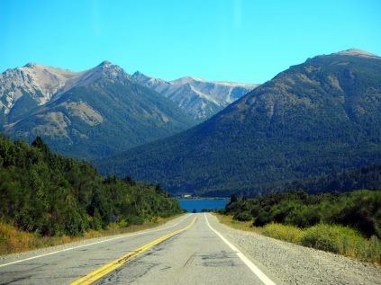 Sur la route des 7 lacs, autour de Bariloche
