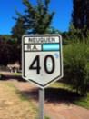 La mythique Route 40