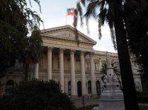 Le Antigua Congreso (l'ancien congrès), Santiago