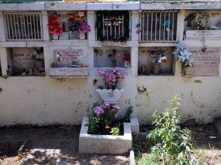 Cimetière Général de Santiago (quartier des enfants)