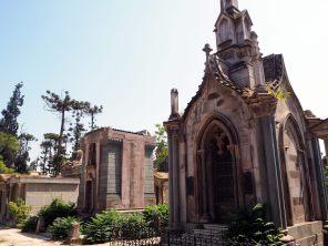 Cimetière Général de Santiago (quartier des riches)