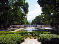Place de l'Indépendance à Mendoza