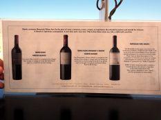 Notes de dégustations de Tempus Alba, Mendoza