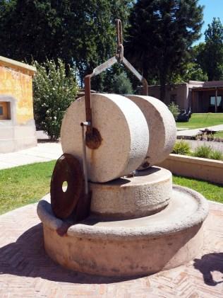Pressoir à olives, Laur, Mendoza