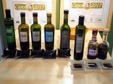 Dégustation de l'huile d'olive, Laur, Mendoza