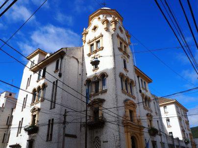 Un bâtiment à Salta