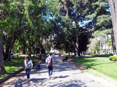 La Plaza 9 de Julio