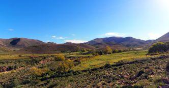 Panorama de la région Nord de Salta