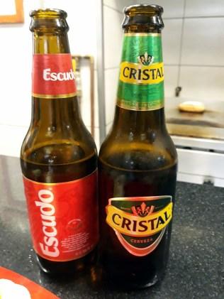 Bières chiliennes