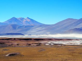 L'incroyable paysage de Piedras Rojas