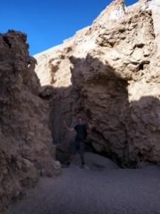 Vallée de la Lune, « Las Cuevas de Sal » (ou les grottes de sel en français)