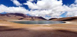 Panorama de la Laguna Miniques