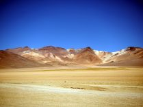 Dans le désert Dali