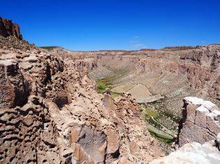 Canyon de l'Anaconda, Sud Lipez