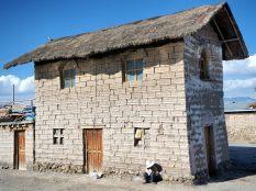 Hotel de sel, Colchani, près d'Uyuni