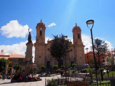 Cathédrale de Potosi