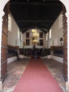 A l'intérieur de la Casa de la Libertad, ou fut signée, en 1825, la déclaration d'indépendance de la Bolivie