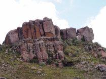 Formations rocheuses au parc de Toro Toro