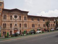 Architecture à La Paz