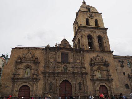 Basílica San Francisco, La Paz