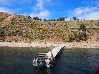 Isla de la Luna, lac Titicaca