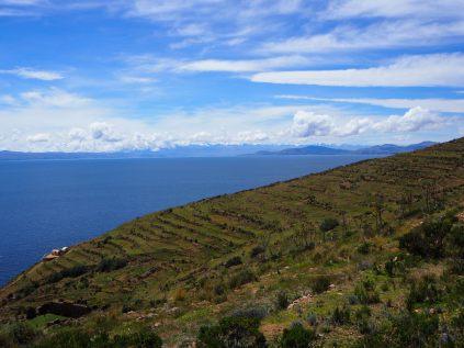 L'Isla de la Luna, lac Titicaca