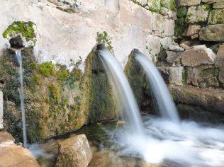 Irrigations le long de l'escalier Inca, Isla del Sol