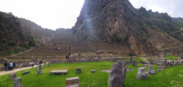 Site archéologique Inca de Ollantaytambo