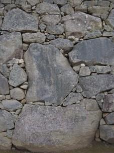 Mur inca, Machu Picchu