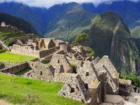 Structures dans la zone urbaine du Machu Picchu