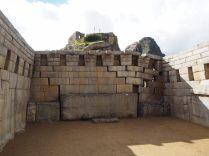 Temple principal, Machu Picchu