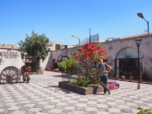 Dans les rues de Arequipa