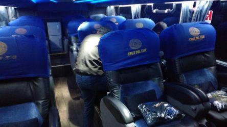 Luxe et volupté lors d'une nuit à bord de Cruz Del Sur ? Ce qui est sur c'est que c'était la dernière !!