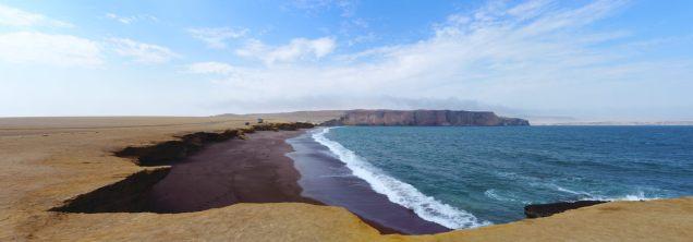 Dans la réserve Nationale de Paracas
