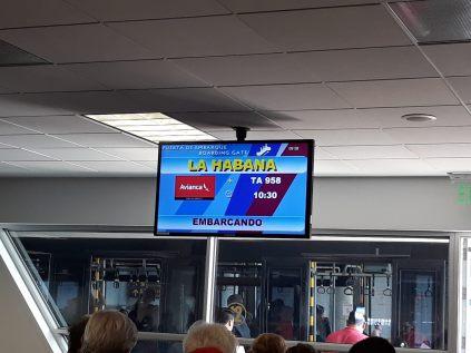 Direction La Havane, Cuba !